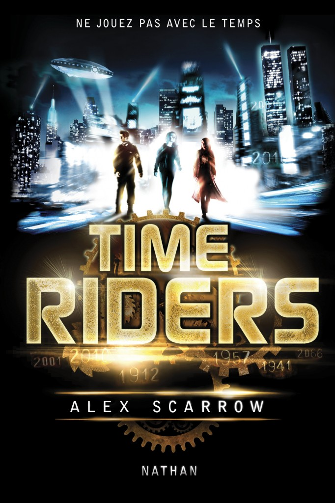 Time Riders 1  dans Livres time-riders-i