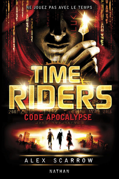 Time Riders 3 : Code Apocalypse  dans Livres time-riders-iii-code-apocalypse