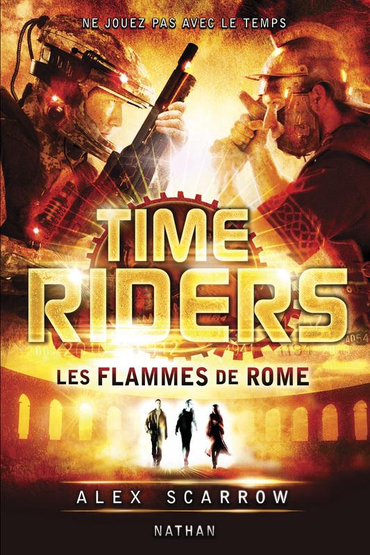 Time Riders 5 : Les portes de Rome dans Livres time-riders-v-les-flammes-de-rome
