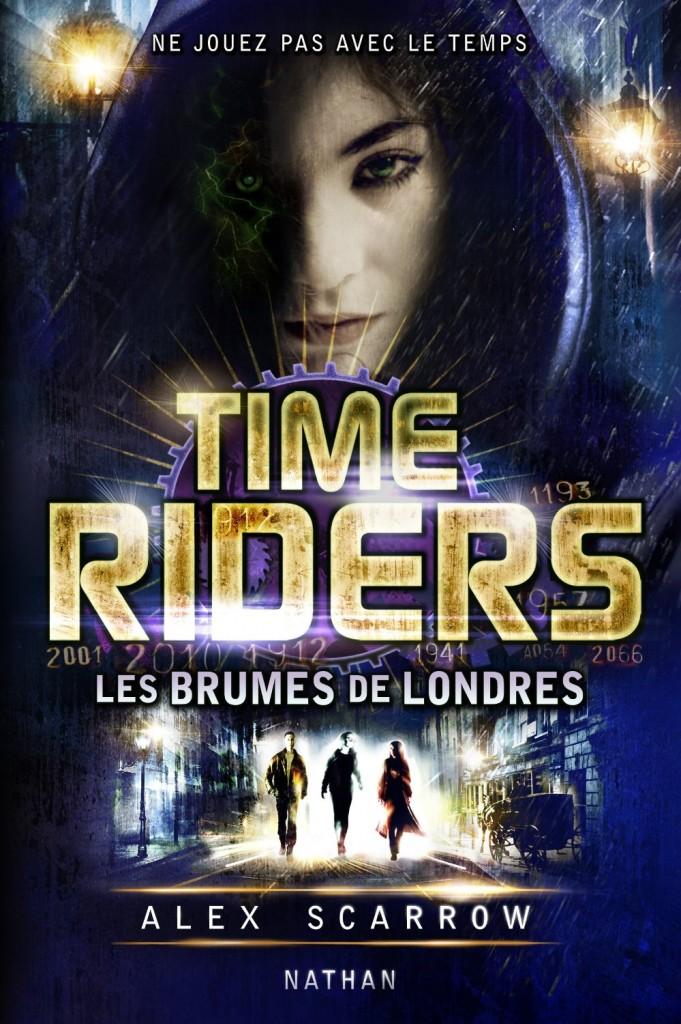 Time Riders 6 : Les Brumes de Londres dans Livres 91ecz2n11l._sl1500_